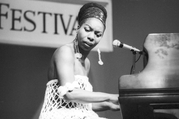 UNSPECIFIED - CIRCA 1950:  Photo of Nina Simone  Photo by Tom Copi/Michael Ochs Archives/Getty Images