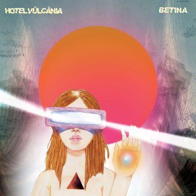 arte da capa do Hotel Vülcania por Betina <3