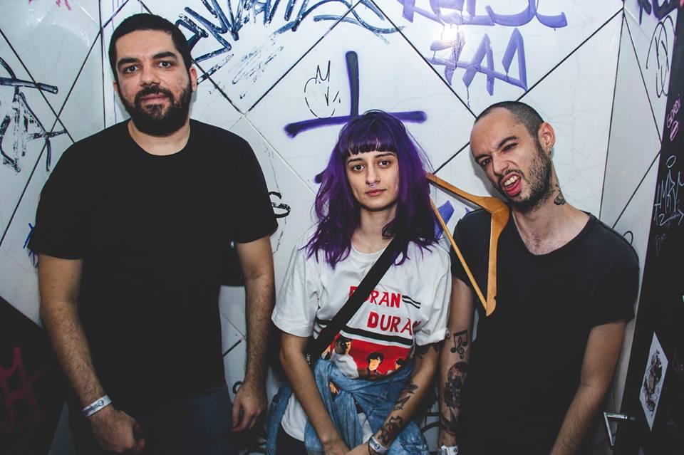 André, Amanda & Caio. foto: Marceli Marques.
