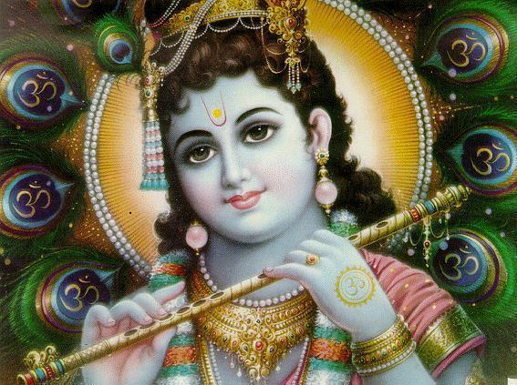 Krishna e a Bansuri