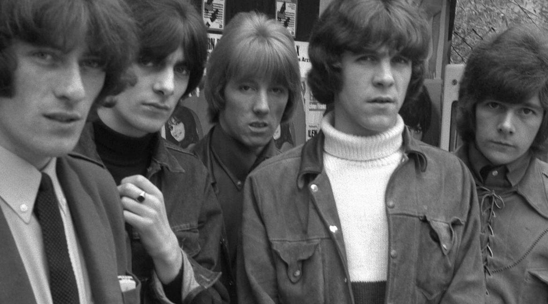 GERMANY - CIRCA 1960:  Photo of DAVE DEE DOZY BEAKY MICK & TITCH; L to R: Mick (Michael Wilson), Beaky (John Dymond), Tich (Ian Amey), Dave Dee, Dozy (Trevor Davies)  (Photo by Petra Niemeier - K & K/Redferns)